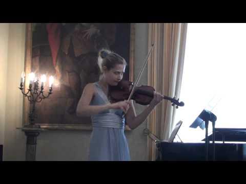 Amelia Maszońska: K. Penderecki- Cadenza