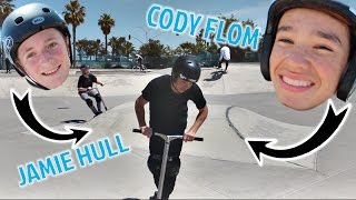 SESSION W/ CODY FLOM AND JAMIE HULL