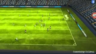 Карьера за Реал в Fifa 14 #1(Хамес это бог!)