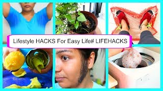 Lifestyle HACKS For Easy Life# LIFEHACKS | SuperPrincessjo