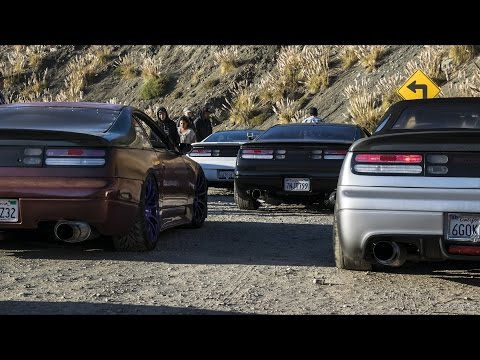 SoCal Z32's End of Summer Cruise: Big Sur 2016