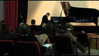 Marco Orsini - Bach - preludio e fuga in do maggiore