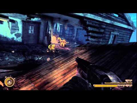 Resistance 3 Gameplay (Aliens!!!)