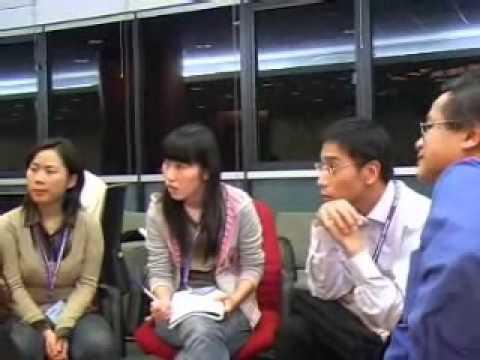 Gurteen Knowledge Cafe At KMPAP 2006 In Hong Kong