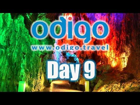 Iwate Vlog: Morioka Castle Site Park, Ryusendo Caves [Ft. Rachel and Jun & OkanoTV]