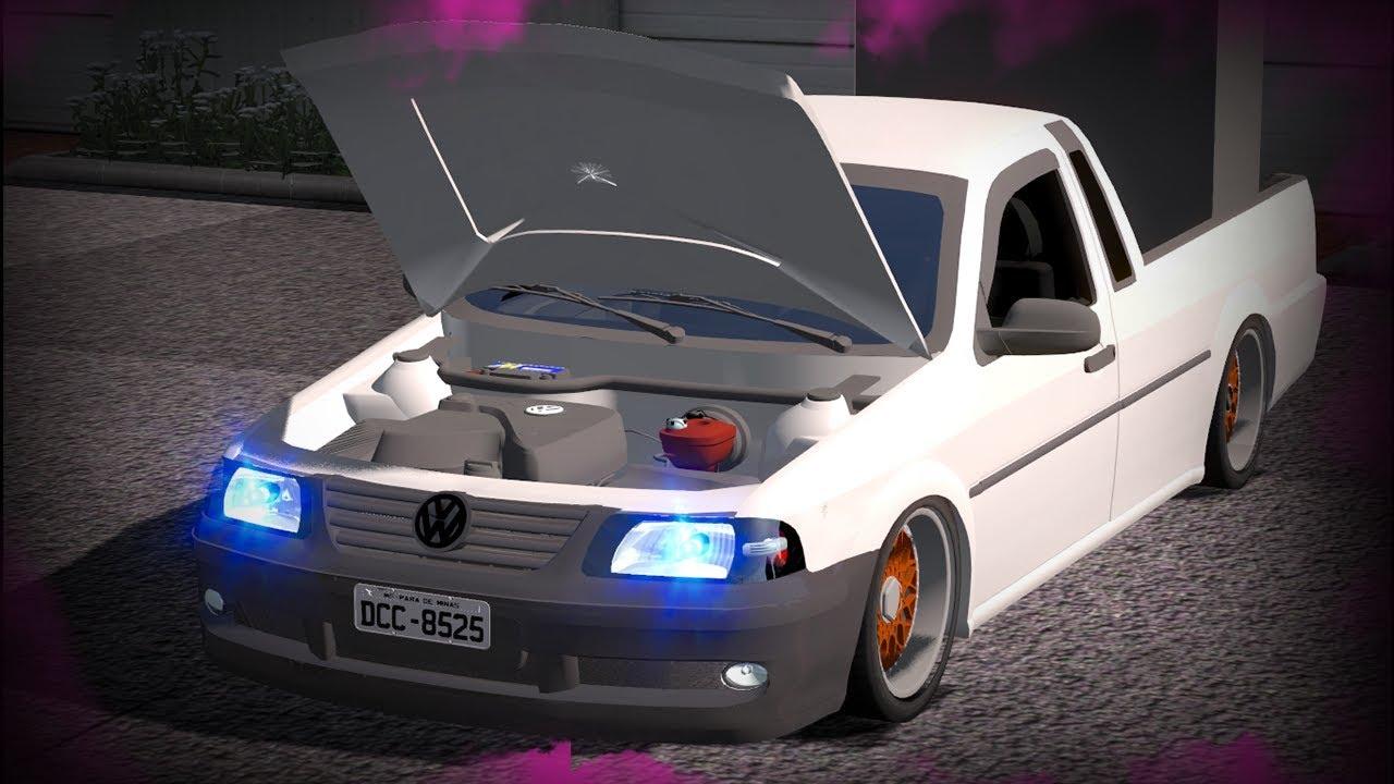 Carro - Volkswagen G3 Com Pancadão V 4 0 Para V 1 35 X By
