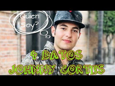 4 DATOS sobre Johnny cortes (el nuevo integrante de los plebes del rancho de Ariel Camacho)