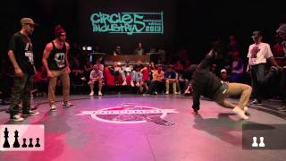 Checkmate 2013 Top8 - The Squadron vs United Minds