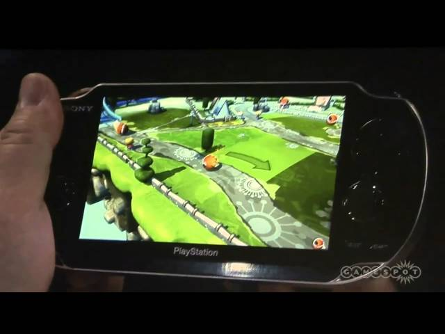 Little Deviants NGP (PSP 2) Gameplay Movie