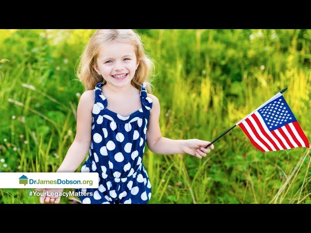 Building Women of Integrity: The American Heritage Girls with Dr. Dobson's Family Talk | 08/07/2019