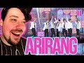 Mikey Reacts BTS 'Arirang' Performance and Lyric Video