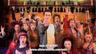 Vote for We Will Rock You: Galileo & The Bohemians! #Oliviers