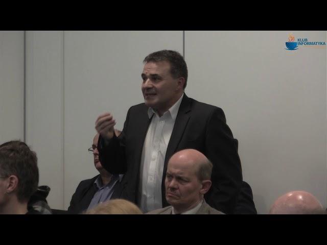KI. Certyfikowanie dziedzin cyberbezpieczeństwa - dyskusja