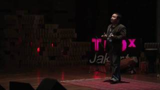 TEDxJakarta - Rene Suhardono - Passion, Purpose, Value