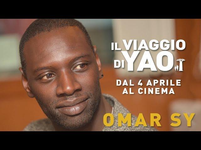 Omar Sy - Il Viaggio di Yao - Dal 4 Aprile Al Cinema