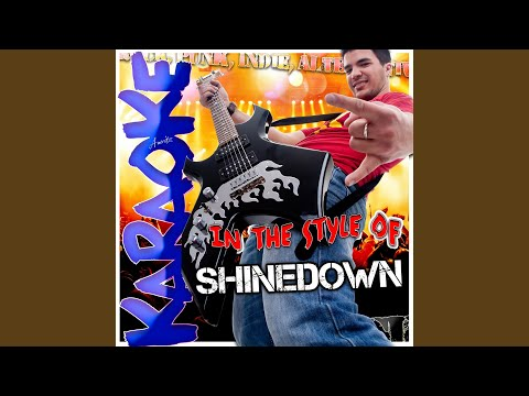 The Crow And The Butterfly (In The Style Of Shinedown) (Karaoke Version)