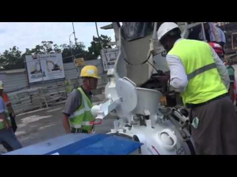 VSE 500 MortarMaster Sand/Screed pump Singapore