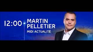 Entrevue Jean-Luc Beauchemin - 107,7 Estrie - Midi actualité - 25 août 2017
