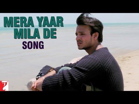 Mera Yaar Mila De Song   Saathiya   Vivek Oberoi   Rani Mukerji   A. R. Rahman
