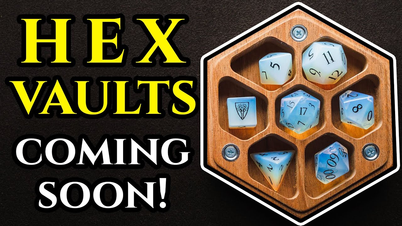 Project Updates for Wyrmwood Tabletop Tiles on BackerKit Page 1