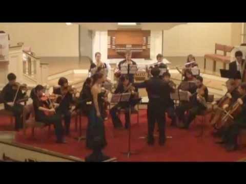 Mozart Violin Concerto No. 5 in A Major, K. 219