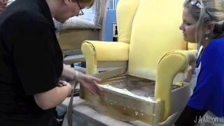Upholstery Course with Joan Milton