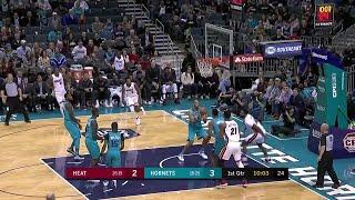 1st Quarter, One Box Video: Charlotte Hornets vs. Miami Heat
