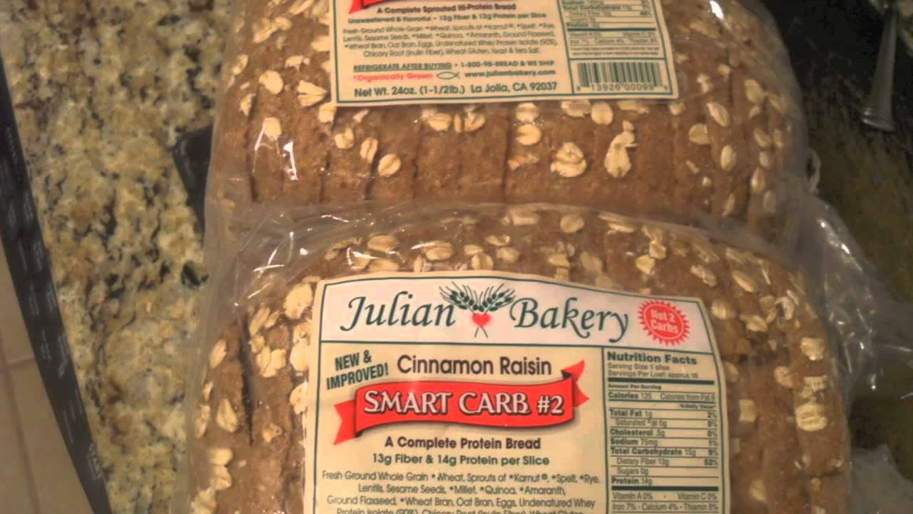 net carbohydrates bread