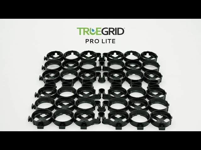 Introducing TRUEGRID PRO LITE