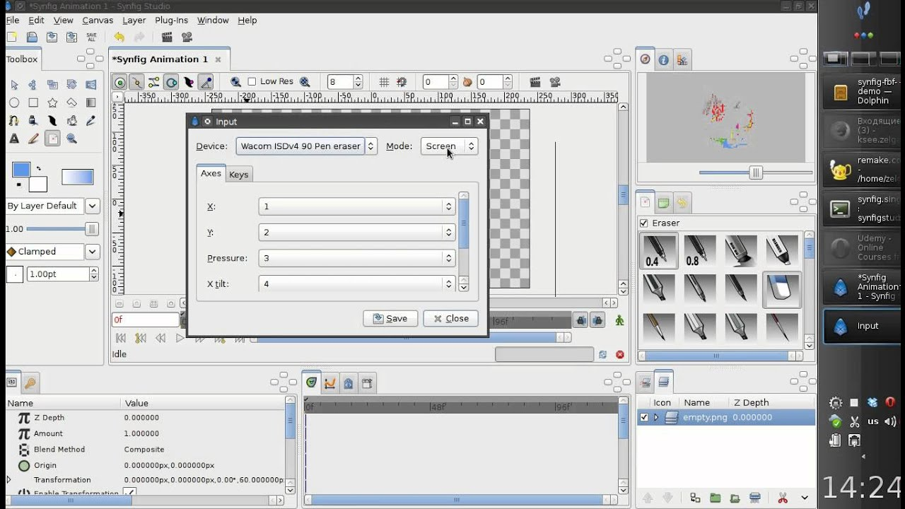 Synfig Studio 1 0 | Overview