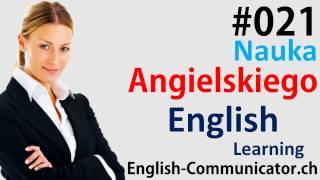 #22 Kurs języka angielskiego Słownictwo English Chełmno Koszalin Oświęcim Świebodzice CPE