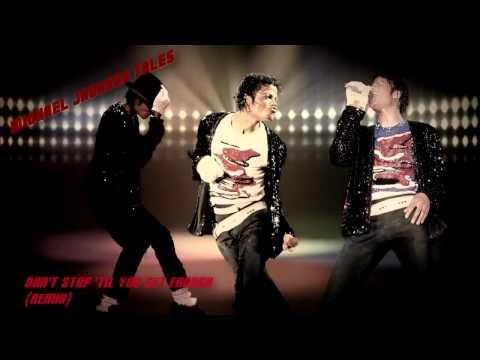 Michael Jackson  Dont Stop Til You Get Enough ReMix Extended HQ