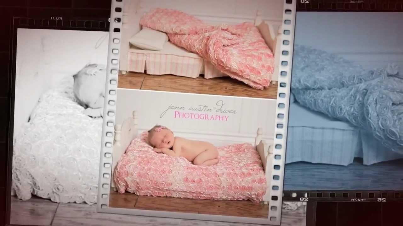Studio Baby - Essential Posing Tools for Newborn