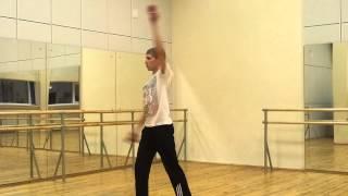 Видео уроки поинга: Упражнения для рук