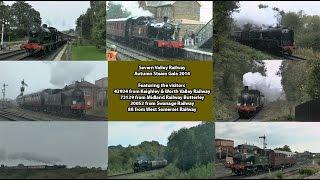 Severn Valley Railway Autumn Steam Gala 19th - 21st September 2014