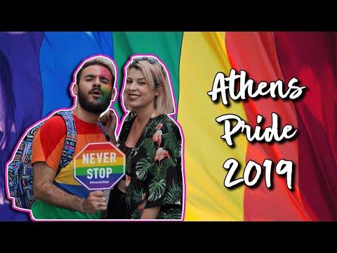 ΝΑ ΓΙΑΤΙ ΠΡΕΠΕΙ ΝΑ ΓΙΝΟΝΤΑΙ PRIDE - Athens Pride 2019 | The Carrot Tards