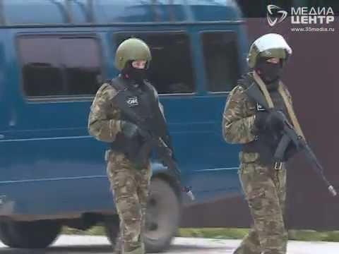 Вэтом году отряд спецназа вологодского УФСИН отмечает 25-летние