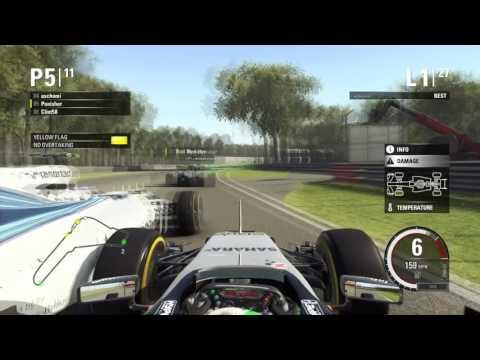 F1 2015 AOR Split 2 Monza Dispute
