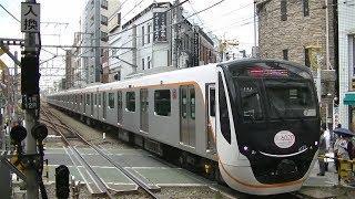 東急6020系6121F急行大井町行き 大井町線自由が丘駅入線