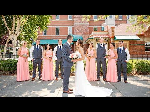 Billings Depot Wedding :: Whitney + Jeremy