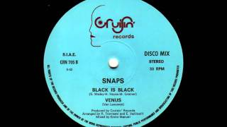Snaps - Black Is Black (Los Bravos Cover)