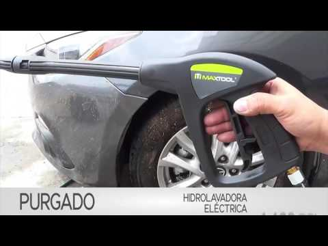 Hidrolavadora Maxtool® 1 400 Psi thumbnail