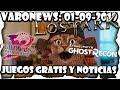 Noticias y Videojuegos Gratis: Lost Ark, Rainbow six siege, TESO, Ancestors Humankind Odyssey, y más