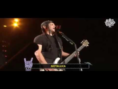 Metallica - (Anesthesia) Pulling Teeth / Hit the Lights (@ Lollapalooza ARGENTINA 2017)