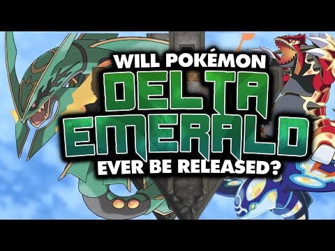 Will Pokémon Delta Emerald Be Released?