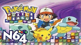 Pokemon Puzzle League - Nintendo 64 Review - HD