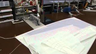 Boltrope in Luff and Foot - Building a Mainsail - Part 7
