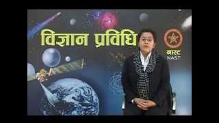 TV Program at Nepal Academy of Science and Technology, 11 April, 2015