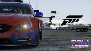 Forza Motorsport 6 Apex Volvo S60 STCC PC Gameplay 60fps 1080p