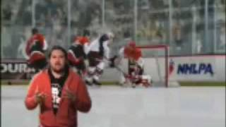 Level 3 - NHL 2K8 Review